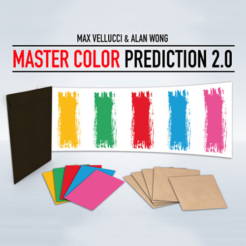 * Master Color Prediction 2.0 by Max Vellucci and Alan Wong