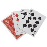 Four Cards Illusion