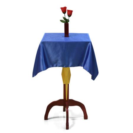 * Light Floating Table (Wooden Vase & Plastic Candlestick)