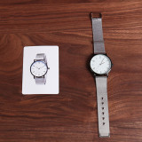 Card to Watch (With Watch) - 2 Types