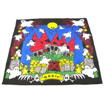 Haunted Hanky (Colorful)