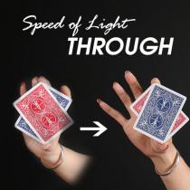 Speed of Light Through