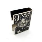 Devil Card Clip (Black)