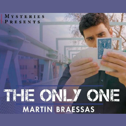 * The Only One (Gimmicks and Online Instructions) by Martin Braessas