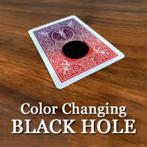 Color Changing Black Hole