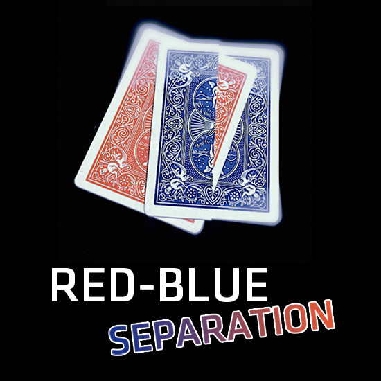 Red-Blue Separation