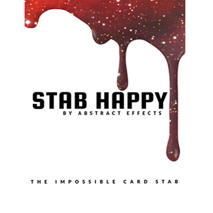 * Stab Happy (Gimmicks and Online Instructions) by Abstract Effects