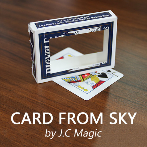 Card from Sky by J.C Magic