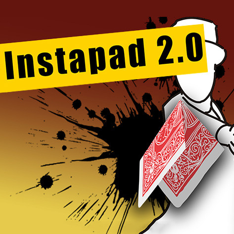 * Instapad 2.0 by Gonçalo Gil and Danny Weiser produced by Gee Magic
