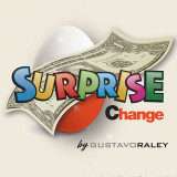 * Surprise Change (Gimmicks and Online Instructions) by Gustavo Raley