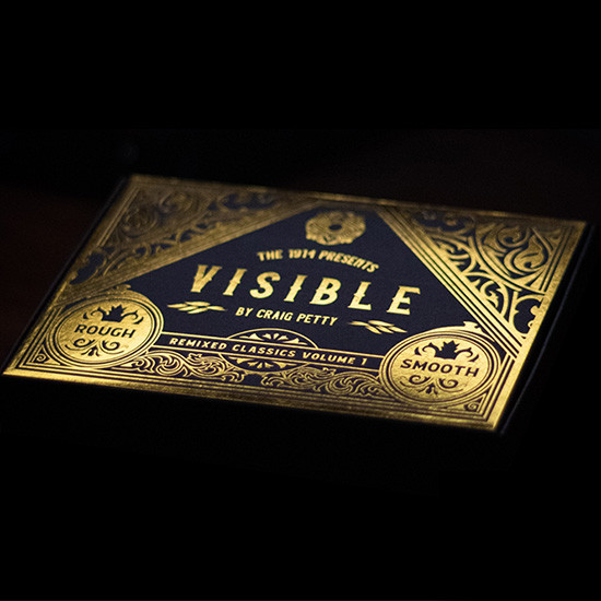 * Visible (Gimmicks and Online Instructions) by Craig Petty and the 1914
