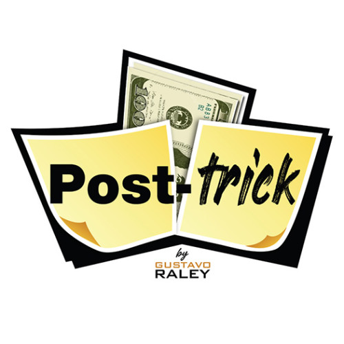 * POST TRICK U.S. (Gimmicks and Online Instructions) by Gustavo Raley