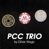 PCC Trio by Oliver Magic