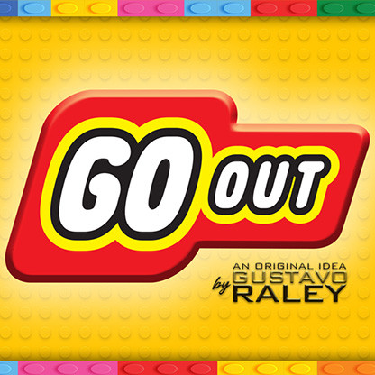* GO OUT (Gimmicks and Online Instructions) by Gustavo Raley