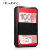 New-Bring Credit Card Holder Wallet RFID Blocking Slim RFID Metal Credit Card Case for Women or Men