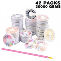 Nail Rhinestones Nail Art Decorations Kits Nail accessories