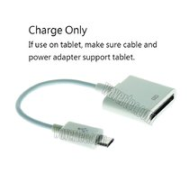 Wavertec Apple 30 Pin Female Micro USB Male Charging Cable OEM