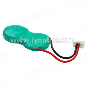 Backup Battery Replacement for Handheld Honeywell Dolphin 7600