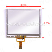 Touch Screen Digitizer Replacement for Honeywell LXE HX2