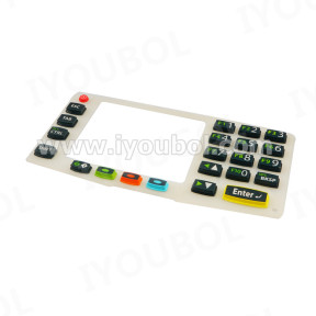 Keypad for Honeywell LXE HX2