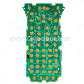 Keypad PCB (56-Key) Replacement for Honeywell LXE MX6