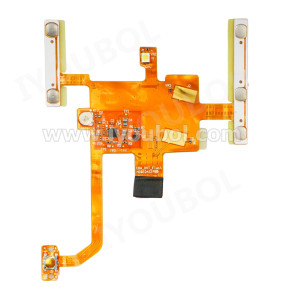 Side Switches, Power Switch Flex Cable for Motorola Symbol FR68