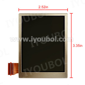 LCD Module (3550B-0315A) Replacement for Symbol MC75A0, MC75A6, MC75A8