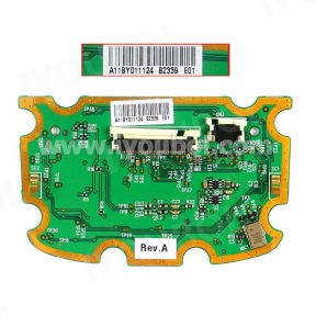 Keypad PCB (QWERTY) Replacement for Symbol MC65, MC659B