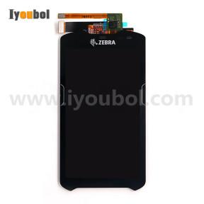 LCD Module with Touch Screen Replacement for Zebra Motorola TC51 TC510K TC56 TM050JDHG33