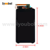 LCD Module with Touch Screen Replacement for Zebra Motorola TC51 TC510K TC56 TM050JDHG33