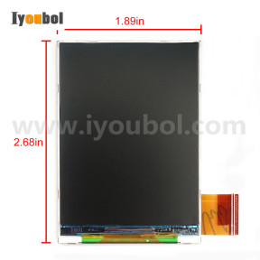 LCD Module (2nd Version) Replacement for Motorola Symbol MC2180