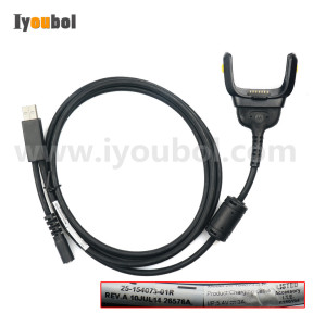 USB Comm & Charging Cable (25-154073-01R) for Motorola Symbol MC2100 MC2180