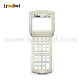 Front Cover for Symbol PDT3100/3110/3140 (White)