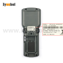Back Cover for Symbol PDT3100/3110/3140 (Black)