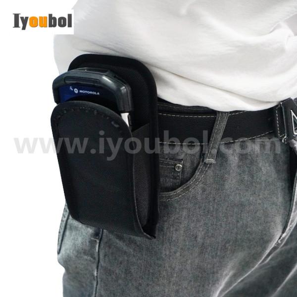 Nylon Scanner Holster with Belt Clip for Zebra Motorola TC70