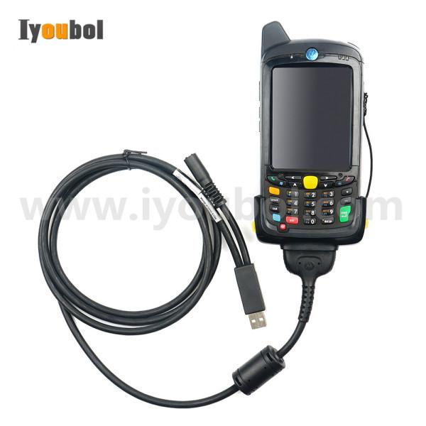 USB Client Communications Cable (25-154073-01R) for Symbol MC65 MC659B MC67