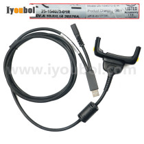 USB Client Communications Cable (25-154073-01R) for Motorola Symbol MC55 MC5574 MC5590