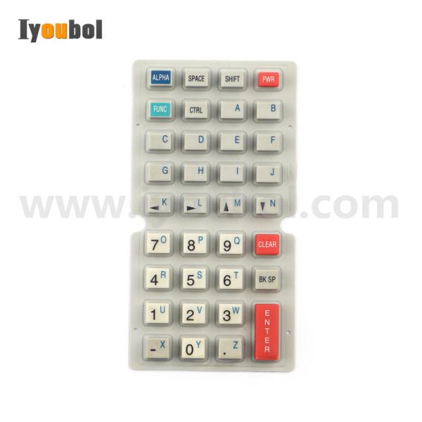 Keypad Replacement for Symbol PDT3100 PDT3110 PDT3140