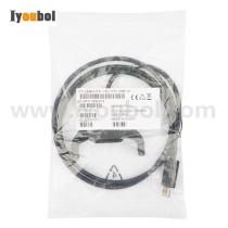 USB Cable (CBL-TC51-USB1-01) for Zebra Motorola TC51 TC510K TC56