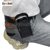 Leather Case ( Vertical ) with Belt Clip for Zebra Motorola TC51 TC510K TC56