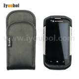 Leather Case with Belt Clip for Motorola Symbol TC70