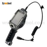 Headset Adapter Cable Q-adapter-audio/Multimedia (CBL-TC8X-AUDQD-01) for Motorola Symbol Zebra TC8000 TC80NH