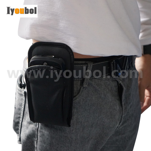 Nylon Scanner Holster with Belt Clip for Symbol MC55 MC5574 MC5590