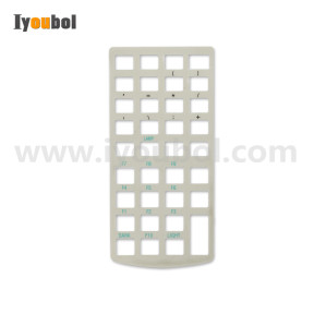 Keyboard Overlay Replacement for Symbol PDT3100 PDT3110 PDT3140