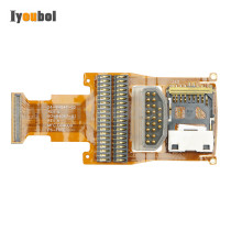 Symbol MC9090-S Flex Cable for Keypad, Battery, SD Card