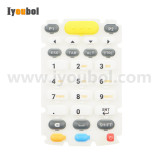 Keypad Replacement for Zebra MC3300