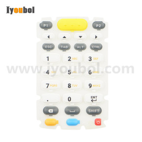 Keypad Replacement for Zebra MC3300