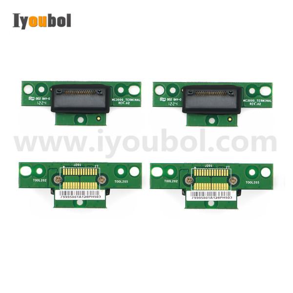 4pcs Connector (4 Slot Cradle CHS3000-4000C) for Motorola  Symbol MC3100 MC3000 series