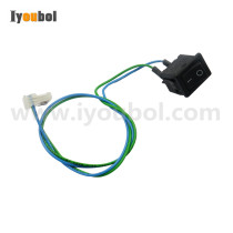 Power Switch Replacement for Motorola Symbol VRC8946 VRC8900