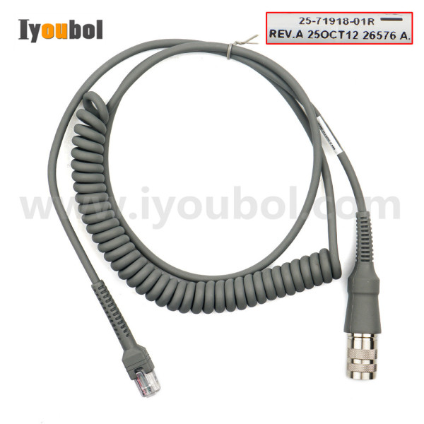 VC5090 USB Cable to LS3408 (25-71918-01R) Replacement